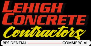 Lehigh Concrete Logo
